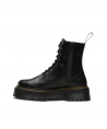 Jadon Women's Boots Black Polished