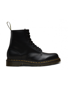 1460 Women's Boots Smooth Black