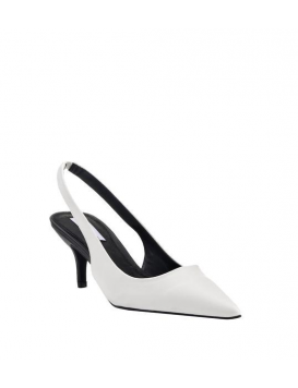 Marks Women's Court Shoes White