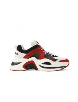 Titan Men's Sneakers Red