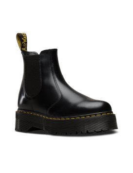 Dr Martens Quad Women's Boots Black