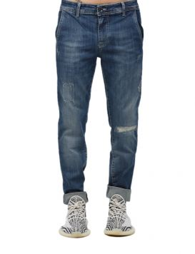 Man's Zen Jeans American Pocket E336 Denim