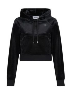 Sally Woman's Sweatshirt Black