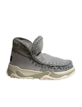 Eskimo Trainer Woman's Sneakers Silver