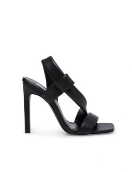 SIZZLIN Woman's Sandals Synthetic Black