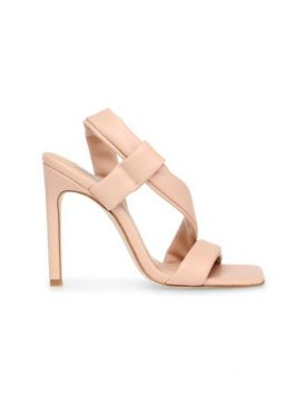SIZZLIN Woman's Sandals Synthetic Blush