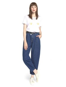 DP8798 Jeans Donna Scuro