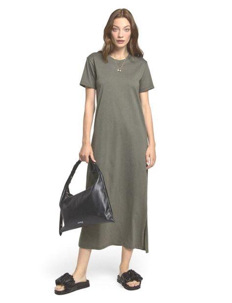 EA3857 Woman's Dress Military